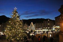 Einsiedler Weihnachtsmarkt an 26.Dez.2016
