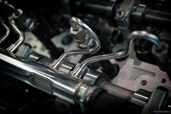 Einsspritzung am BMW M3 Motor