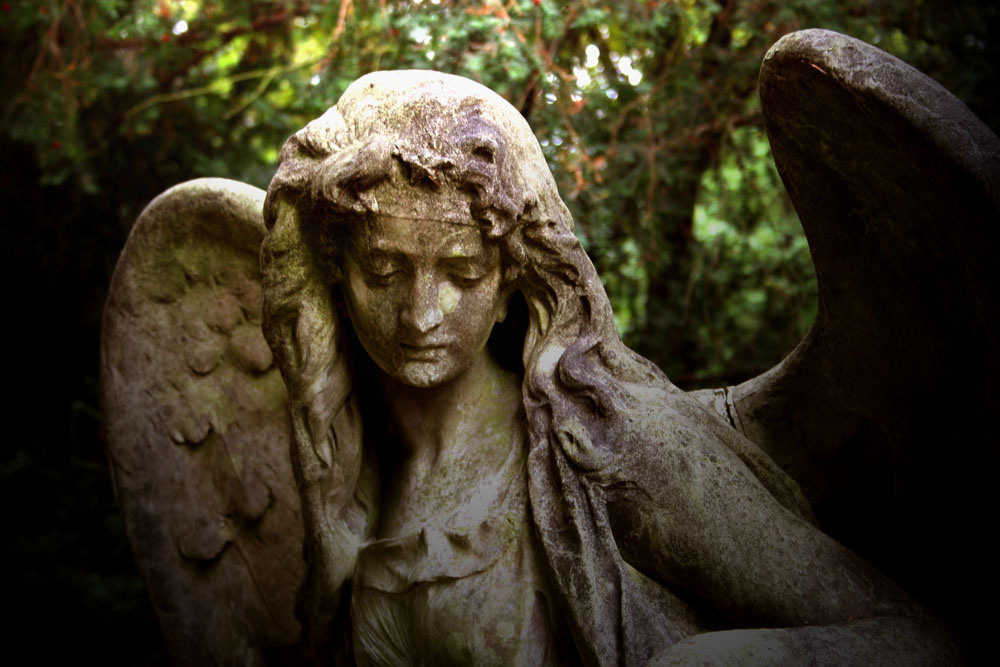 Einst des Lichtes schönster Engel