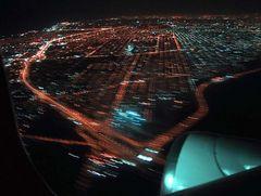 Eintauchen ins Lichtermeer von Buenos Aires