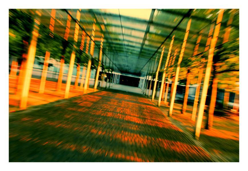 - eintreten in eine andere welt - Uni Bielefeld