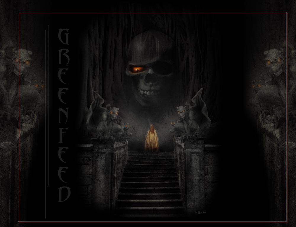 Eintritt in den Hallen der Dunkelheit...