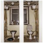 Einwandfreie Toilettenanlage ...