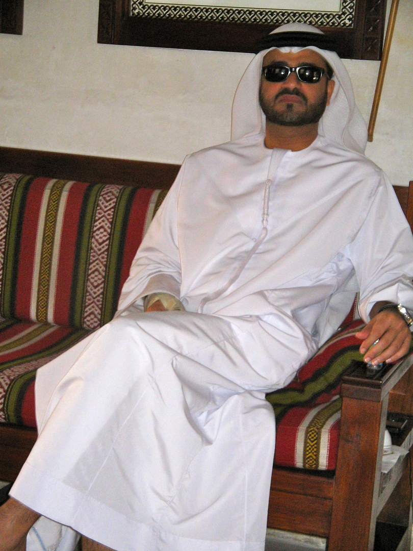 Einwohner von Dubai
