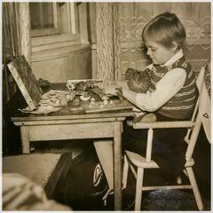 Einzelkinder sind kreativer...