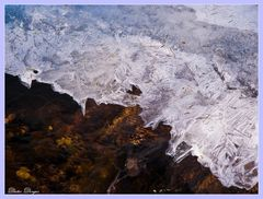 Eis auf dem Getzbach 6