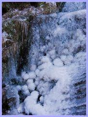 Eis auf dem Getzbach 7