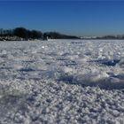 Eis auf Eis