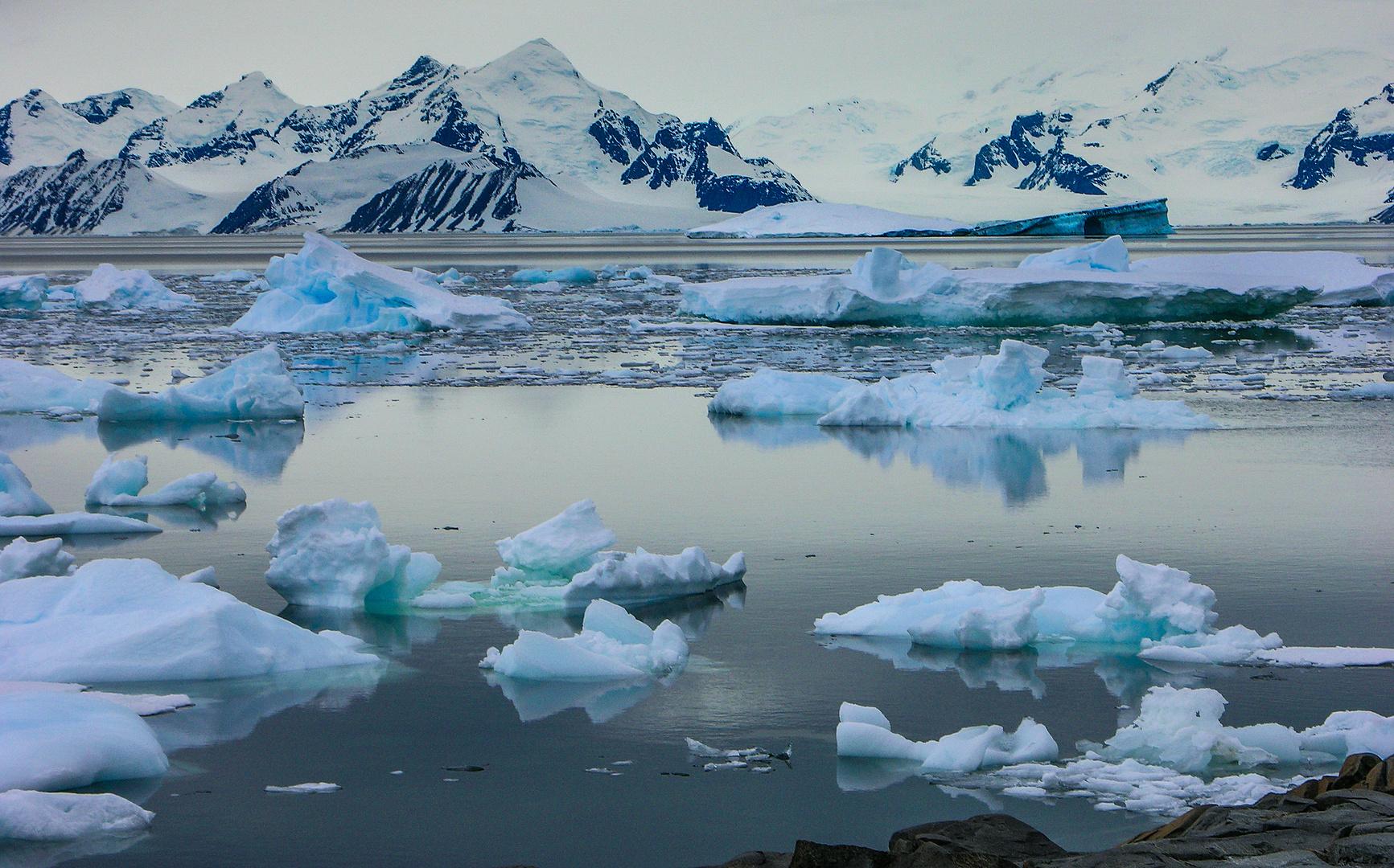 Eis - Berge 2