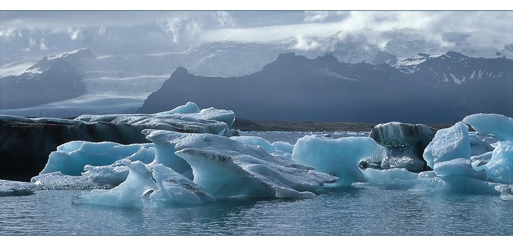 Eis / Berge