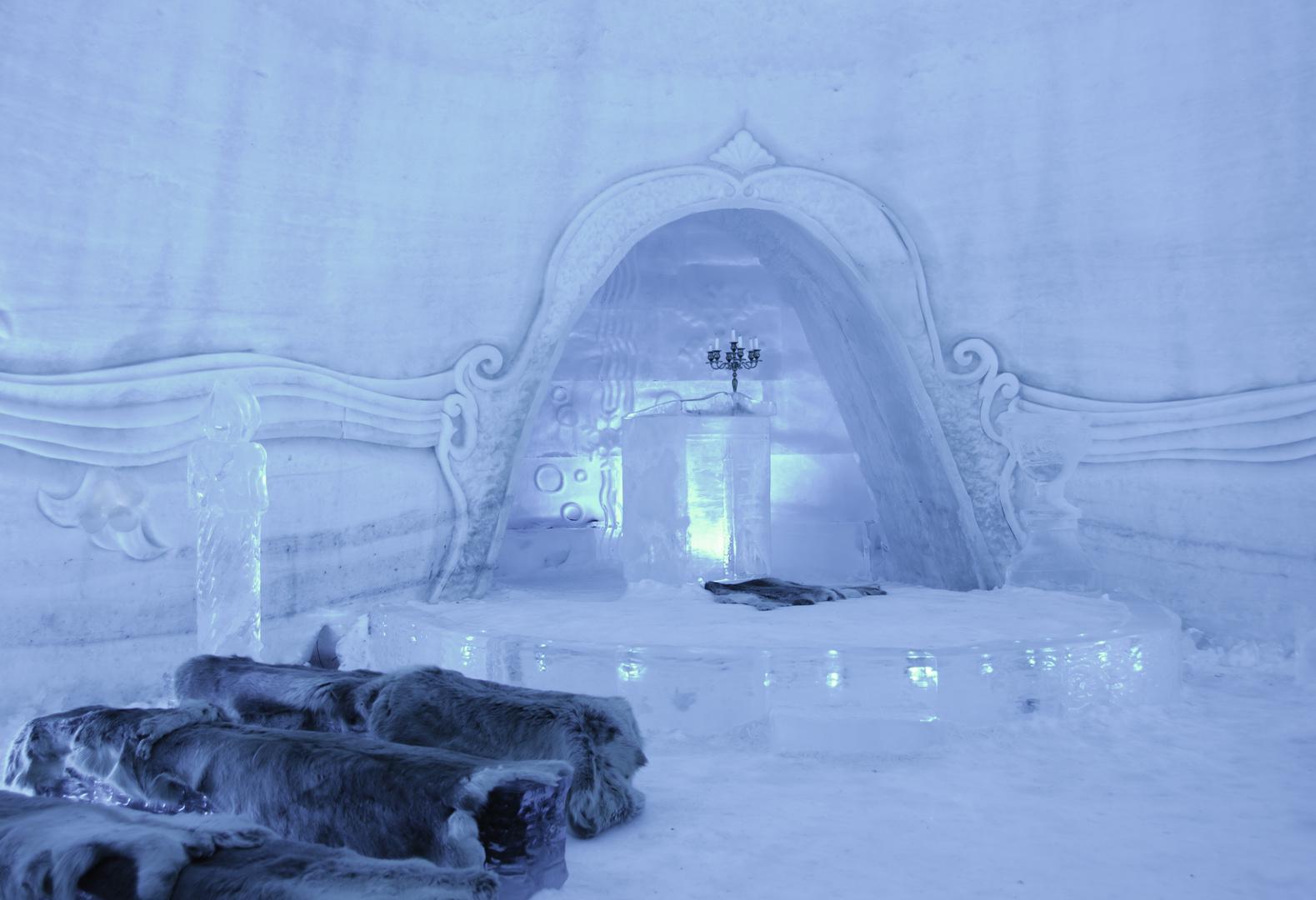 Eis-Kapelle