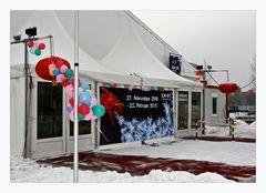 Eis-Skulpturen-Ausstellung