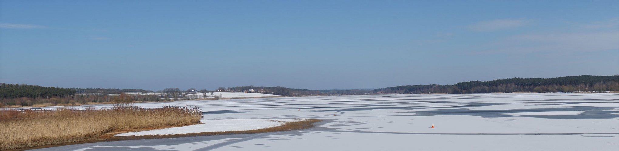 Eis und Schnee ...