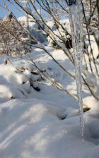 Eis und Schnee.