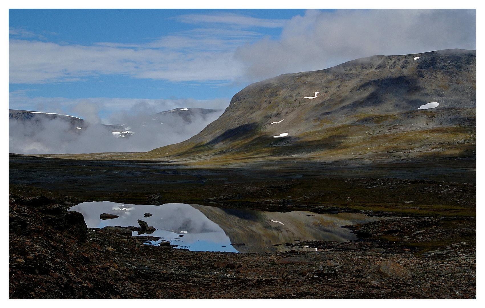 Eis und Steine- Norwegen at it´s best