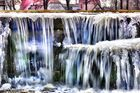 (Eis)-Wasserfall 2