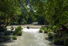 Eisbach im Englischen Garten