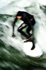 Eisbach-Surfer IV