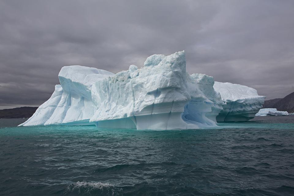Eisberg bei Nararsuaq Grönland