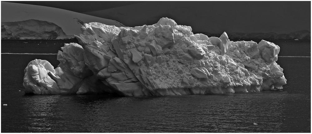 Eisberg ...