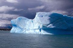 Eisberg im Lago Argentino