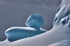 Eisberg in der Antarktis 1