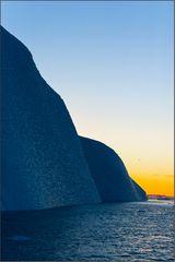 eisbergblau plus mitternachtssonnengelb