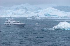 Eisberge in der Discobucht