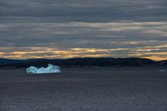 Eisberge in der Nacht       DSC_2328