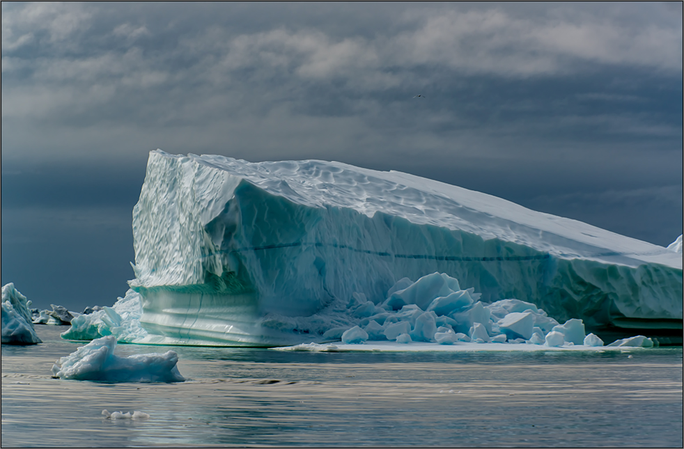 eisberge zerfallen