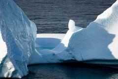 Eisbergformation in der Diskobucht