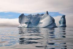 Eisbergstrukturen