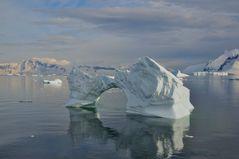 Eisbergstrukturen II