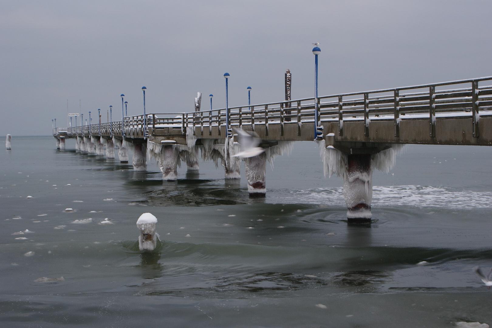 Eisbrücke....?