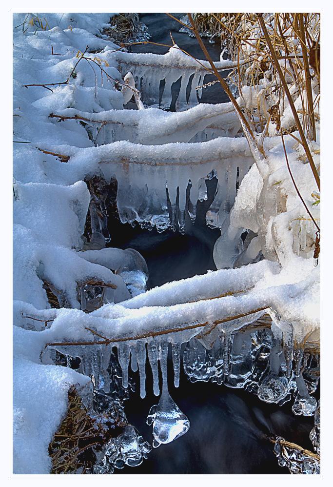 Eisbrücken
