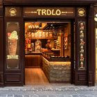 Eiscreme in Prag -