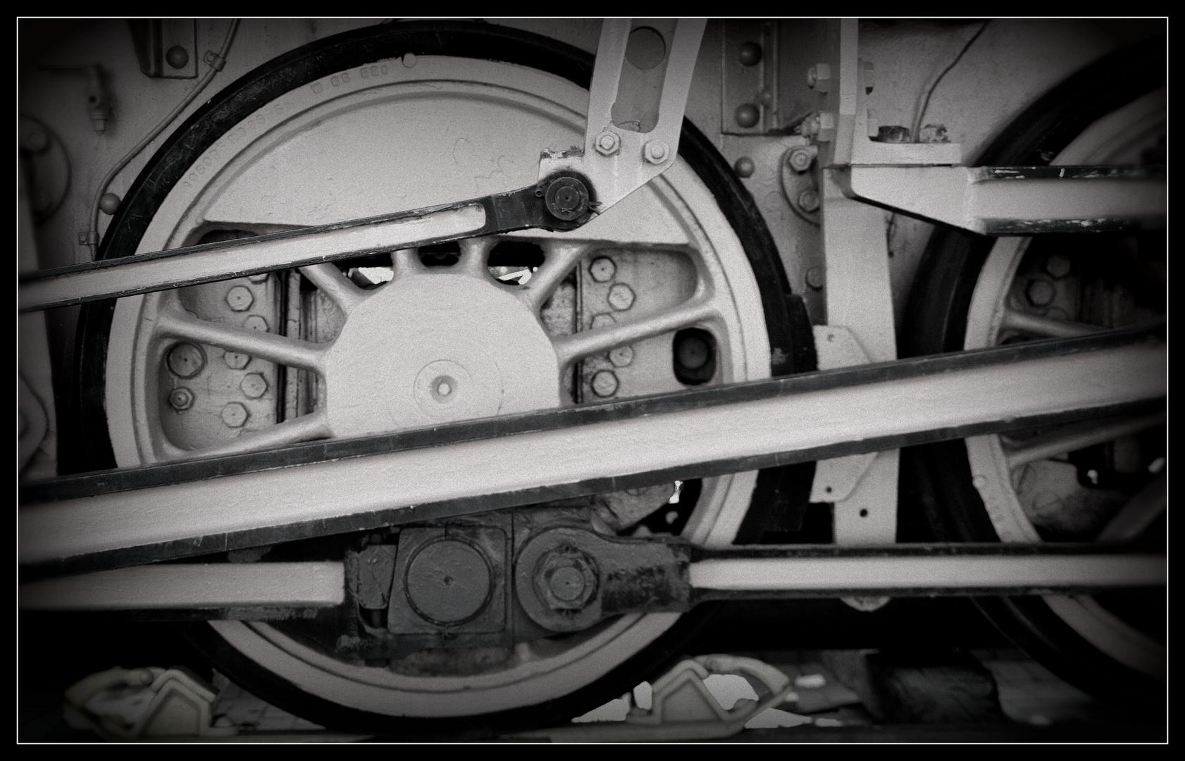 Eisen! Bahn....