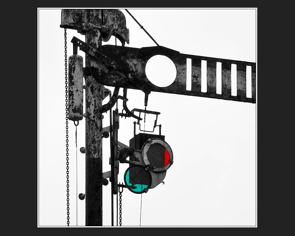 Eisenbahn-Antiquität