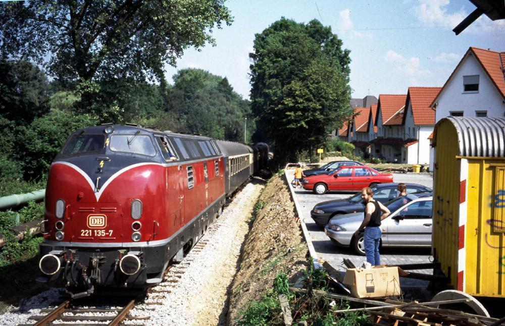 Eisenbahn auf Zollverein II