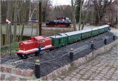 Eisenbahn aus Beton - Bild1