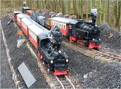 Eisenbahn aus Beton - Bild2