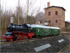 Eisenbahn aus Beton - Bild4