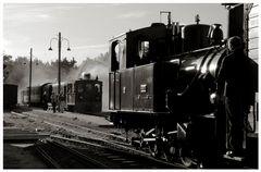 Eisenbahn im Jahr 2008 Teil 1