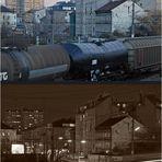 Eisenbahn in Simmering II