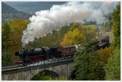 Eisenbahn und Landschaft