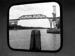 Eisenbahnbrücke Hochdonn,
