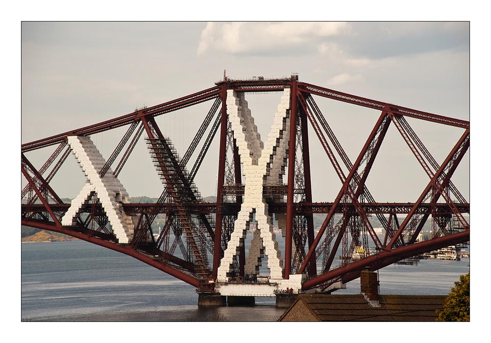 Eisenbahnbrückenteil