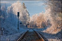 Eisenbahnermorgen ...