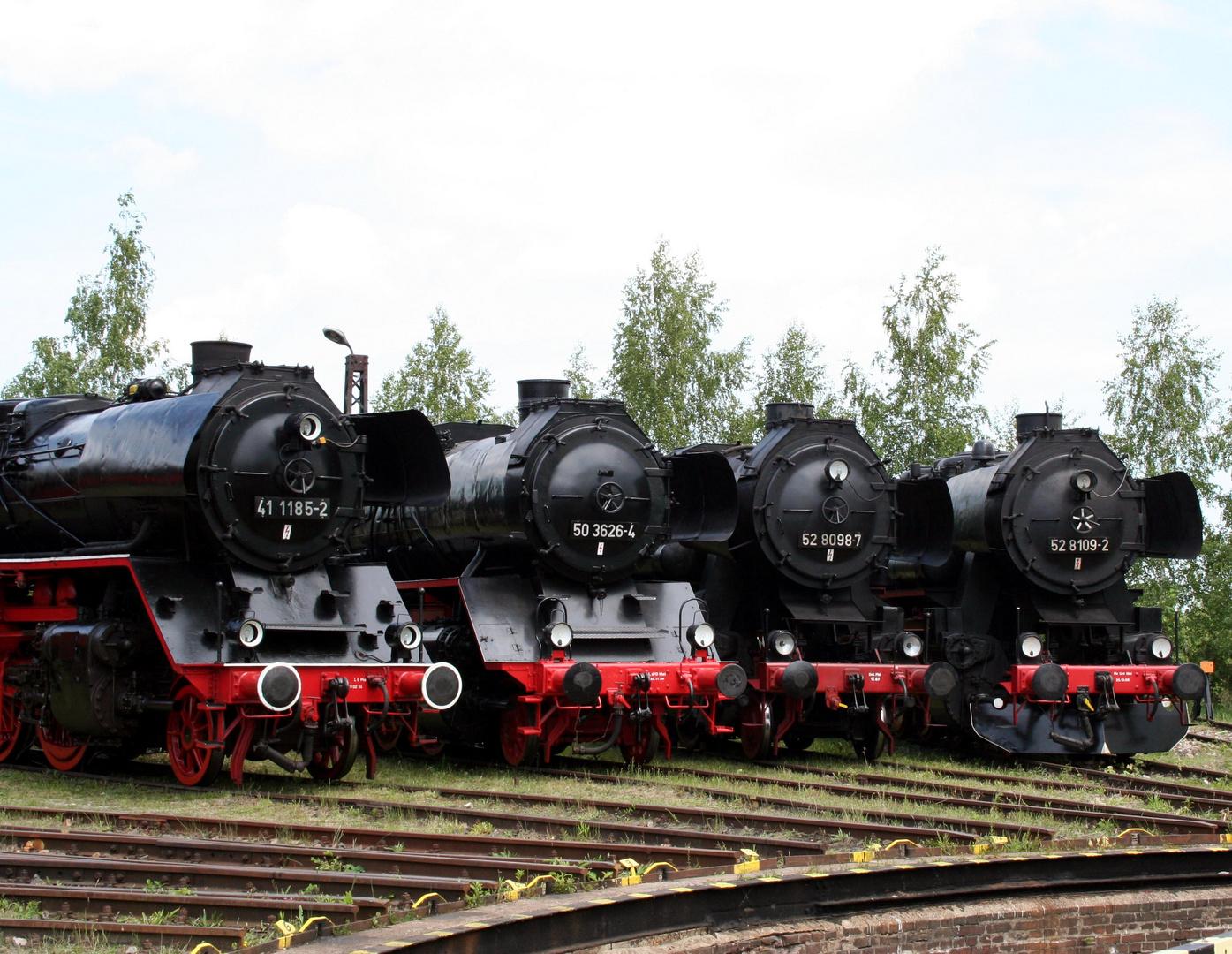 Eisenbahnfest Weimar