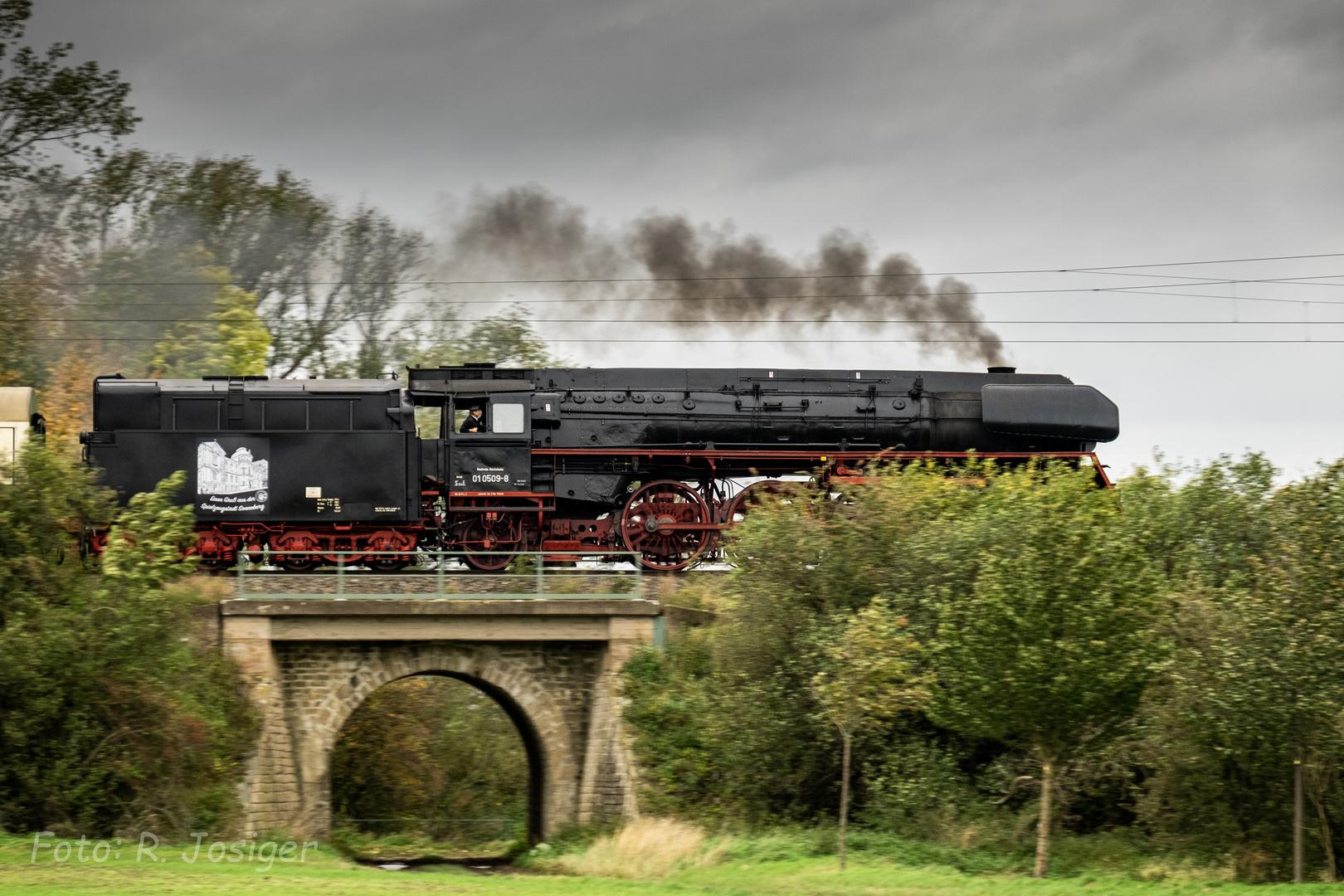 Eisenbahnfreunde Sonneberg Ausfahrt 2017-10